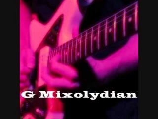 G Mixolydian Backing Track - Groovin on Mode #5 (Free mp3!)