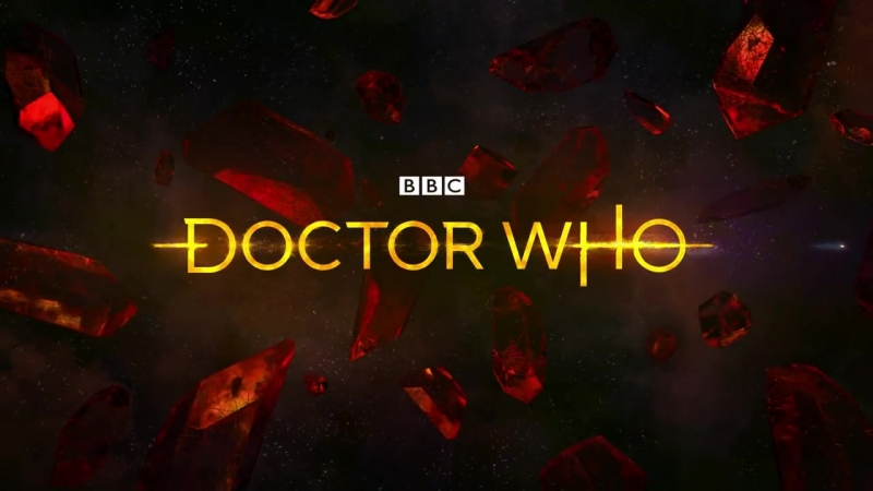 The NEW Doctor Who Logo _ Doctor Who _ BBC
