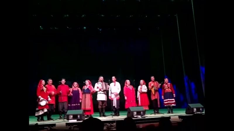 Второй международный фестиваль Пензенский хоровод