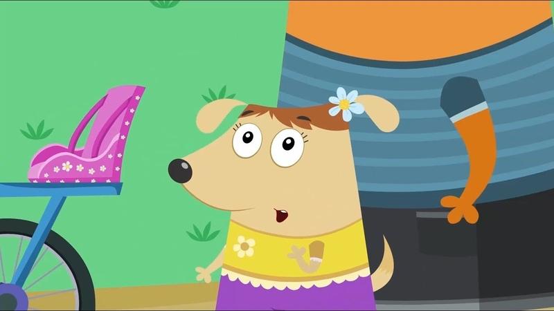 Развивающие Мультики Для Детей Новогодний Сборник Мультфильмов Все Серии Подряд 29