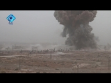 The initial rebel attack on Aleppo city on October 28, 2016 remains to this day as some of the most intense combat footage from