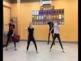 Современные танцы хип-хоп, дэнсхолл, вог в Студии танцев
