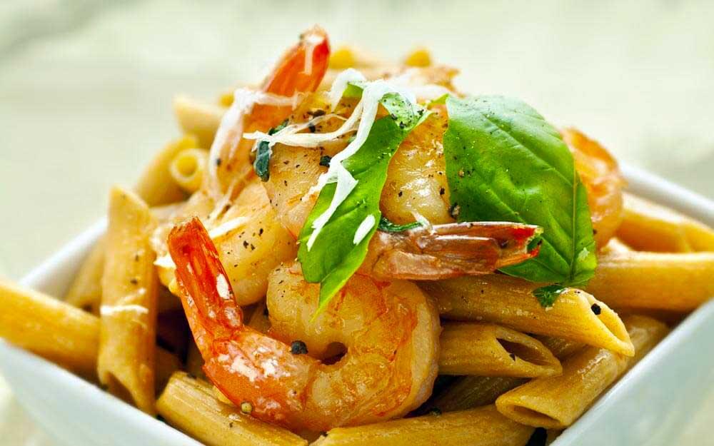 Менее здоровый выбор итальянской кухни