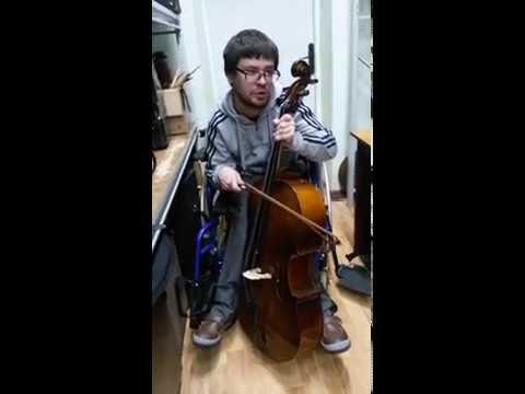 Риффит ли виолончель? Смогу ли я на ней играть? исследование ЕвгенийЗорин