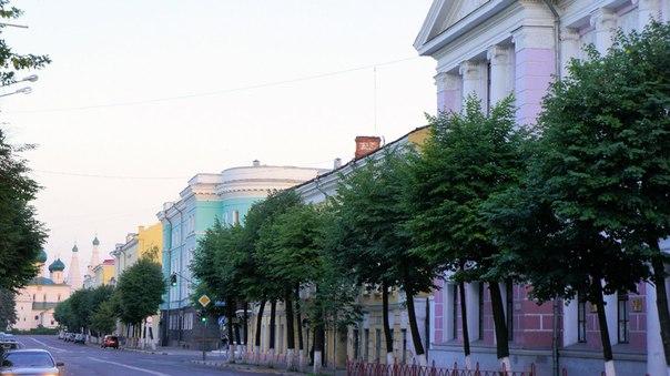 улица Советская Ярославль