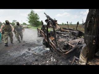 Видео боёв под Иловайским Котолом РЕПОРТАЖ 17 09 ДНР ДОНБАСС