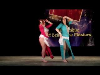 رقص شرقي مصري تجنن -Hot Belly Dance