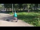 Новенький велосипед