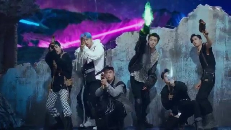 EXO 엑소 'Power' MV.mp4