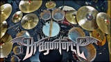 DRAGONFORCE - THROUGH THE FIRE AND FLAMES DRUM COVER PEDRO TINELLO