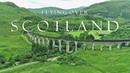 BEAUTIFUL SCOTLAND (Highlands / Isle of Skye) AERIAL DRONE 4K VIDEO