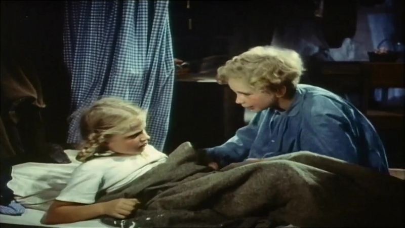287a Hansel und Gretel 1954 Německo No kopi