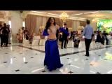 восточный танец. belly dancer