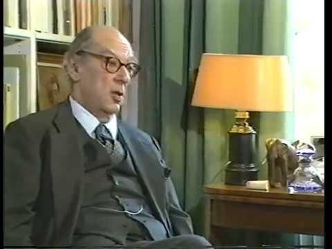 Исайя Берлин : Интервью Всеволоду Шишковскому. Апрель 1989