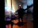XXX Tentacion dancing around with tazer