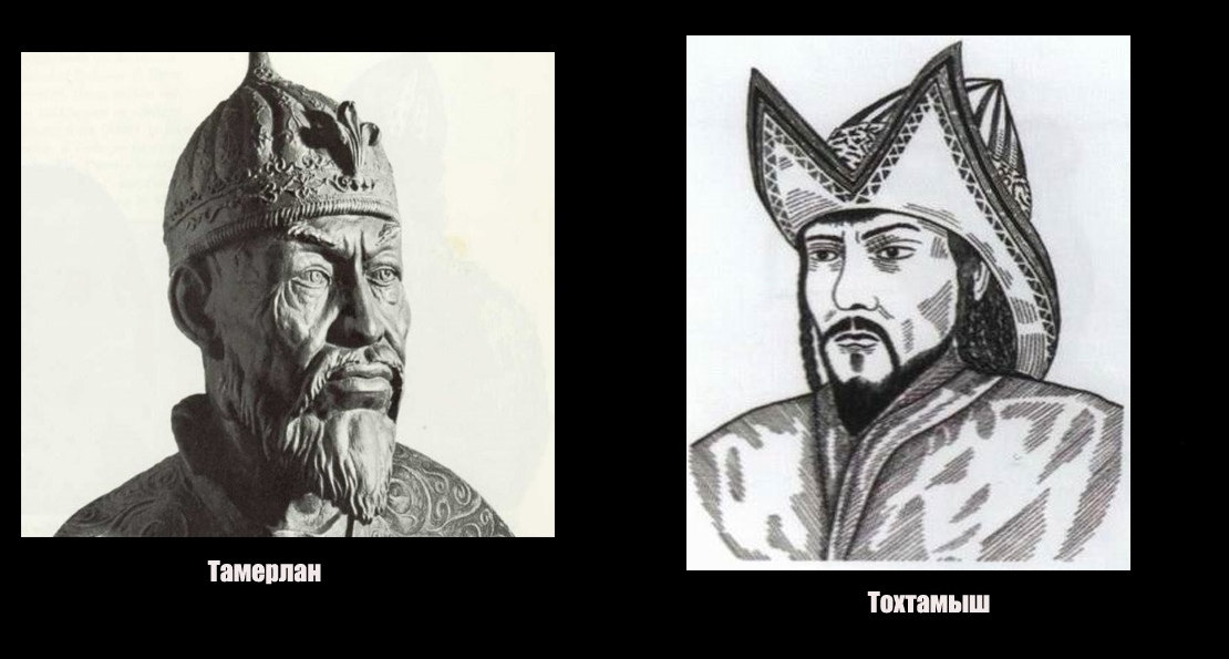 Враги Витовта
