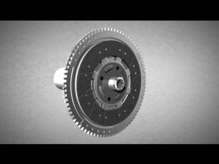 Как работает сцепление (Анимация)