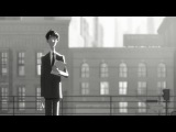 Paperman/ Бумажный роман