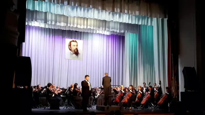 Речитатив и ария Бориса Годунова из одноименной оперы М.П. Мусоргского (фрагмент)