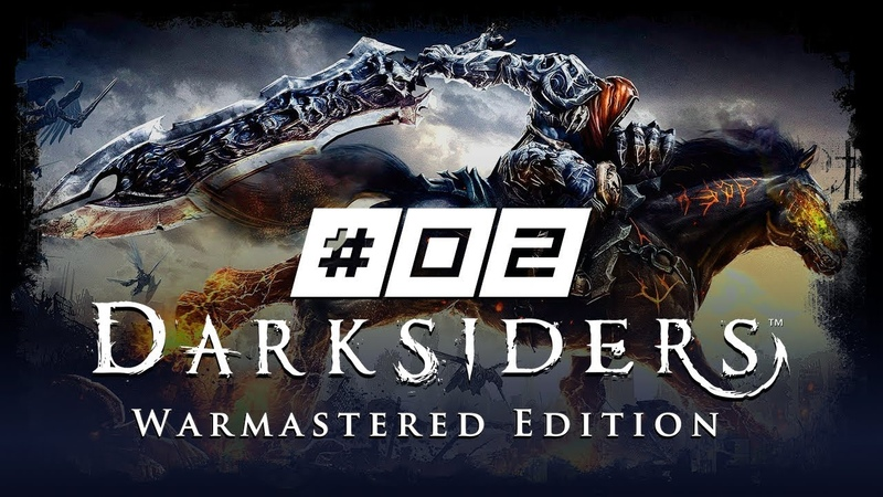 Darksiders Warmastered Edition 02 - Gameplay PC - Conhecendo Vulgrim
