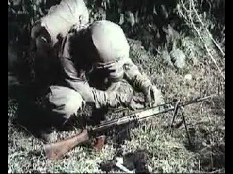 Bundeswehr Lehrfilm - Grundlagen der Entgiftung 1961