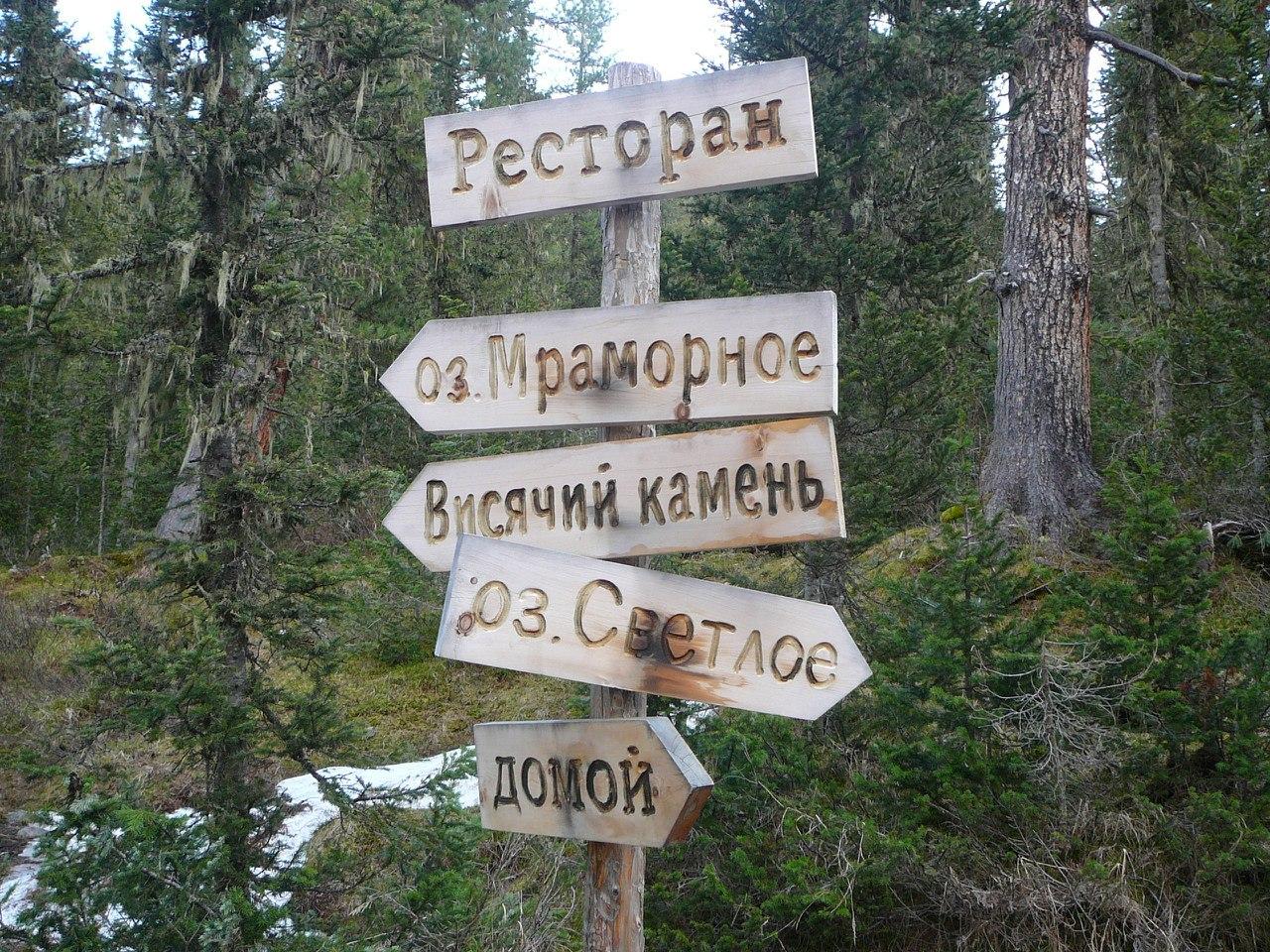 Развилка. Фото: Константин Бураков