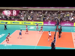 WOMENS VOLLEYBALL VINE (HD)