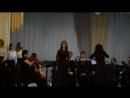 отчетный концерт Вокального отделения stabat mater 1