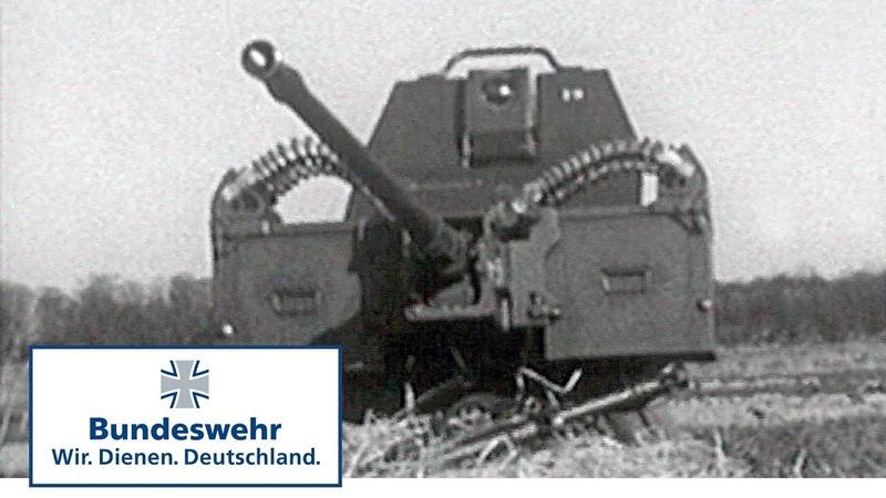 Classix die Flak und Feldkanone von Marine Heer und Luftwaffe 1973 Bundeswehr