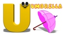 Phonics Letter- U song | Alphabet Songs For Toddlers | ABC Nursery Rhymes For Children by Kids Tv