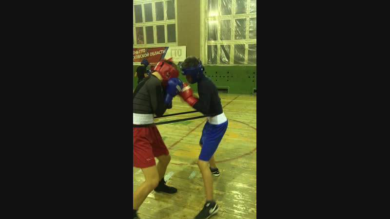 Ryzhikovteam sparring 2