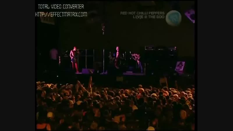 Your Pussy's Glued to a Building on Fire live at Big Day Out 2000-01-26 Sydney