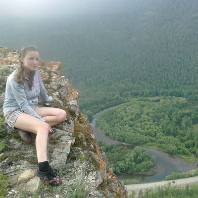 Аленушка Шевчук, 26 сентября , Иркутск, id67526222