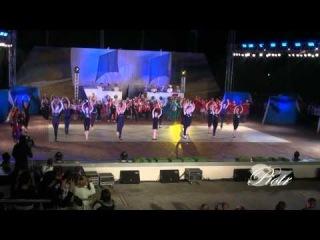 38 Harcerski Festiwal Kultury Młodzieży Szkolnej KIELCE 2011 - Koncert Galowy cz. 8 - FINAŁ CAŁY