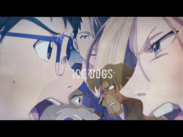 ICEDOGS - Believer - {Non-Disney Crossover } - Yuri On Ice - Victor X Yuri / Tramp X Balto