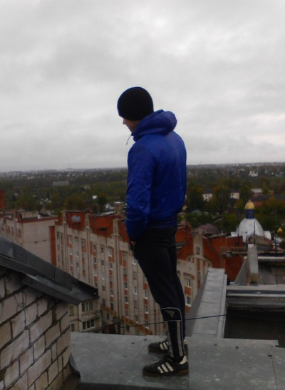 Кирилл Рыжонков, 8 августа 1997, Уфа, id181910531