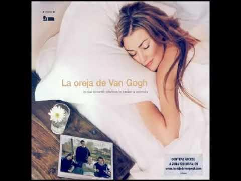 Álbum Completo La Oreja de Van Gogh Lo que te conte mientras Dormias