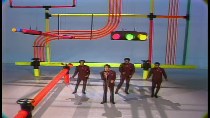 Smokey Robinson The Miracles — The Tears Of A Clown (Andy Williams Show)
