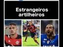 Ranking dos estrangeiros artilheiros do Brasileirão