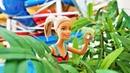 Приключения Барби в Аквапарке - Мультики с куклами