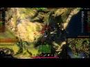 WoT: GWP - движение по карте [wot-vod]