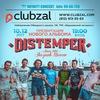 10.12 - DISTEMPER -презентация альбома- ClubZal