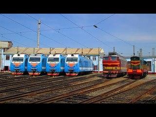 Trainz: Virtual Railroading on Your PC Машинист за управлением