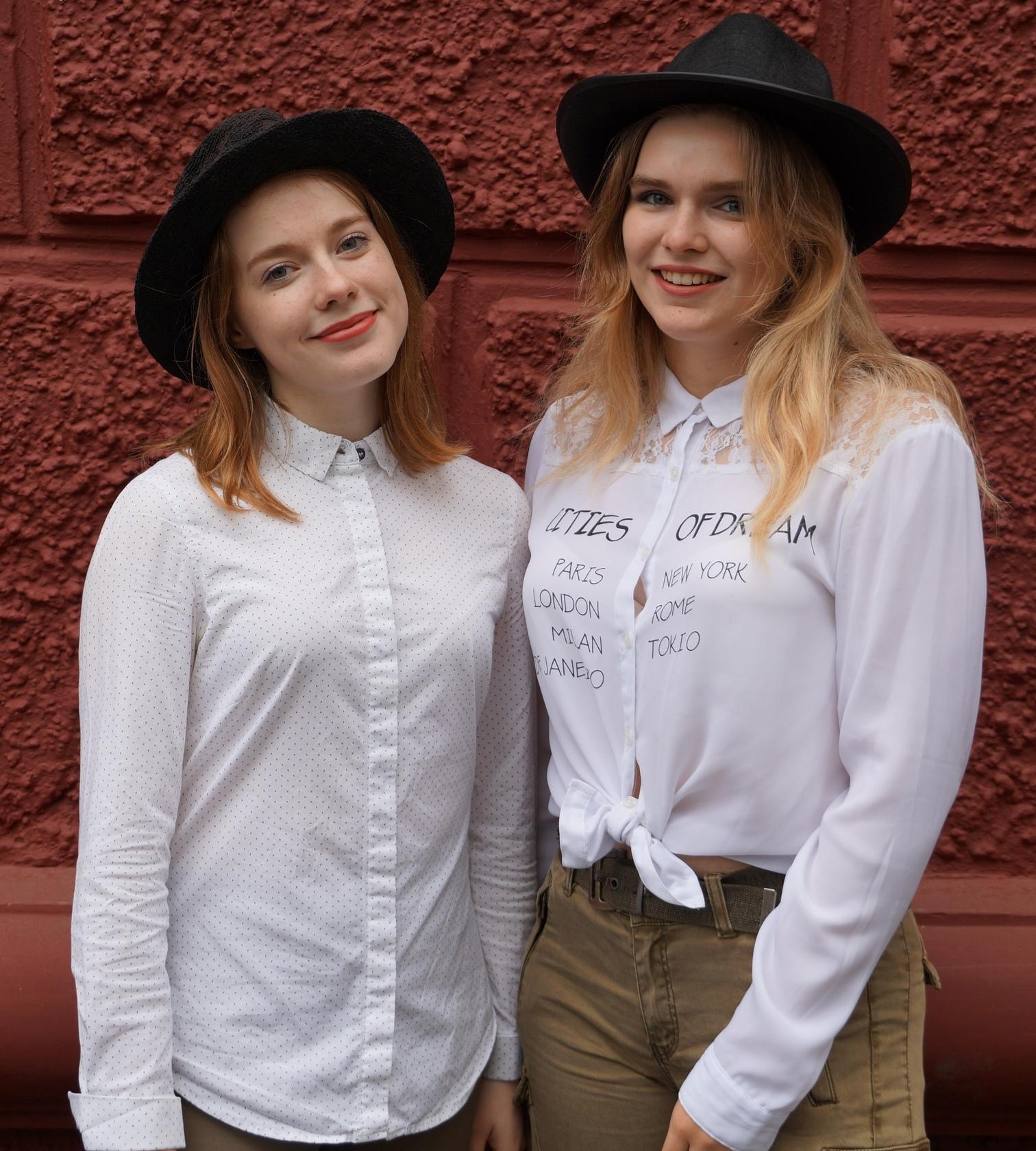Матвеенко Екатерина и Тиссен Екатерина