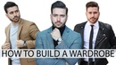 HOW TO BUILD A WARDROBE WITH BASICS Affordable Men's Clothes Men's Fashion
