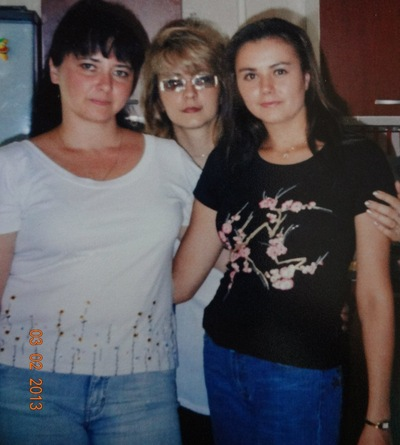 Елена Мосейкина, 3 марта , Никель, id199704156