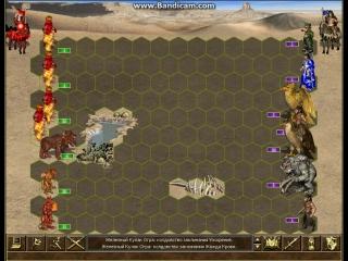 Crag Hack vs Rashka (Fan-Battle homm3 - 1-8 final)