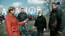 В Стаханове состоялся автопробег посвященный 5-й годовщине Русской весны.