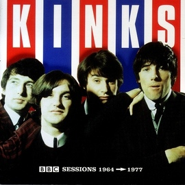 The Kinks альбом BBC Sessions: 1964-1977