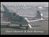 Coors Light Silver Bullet Jet Team / Dual BD-5J Airshow / World's Smallest Jets